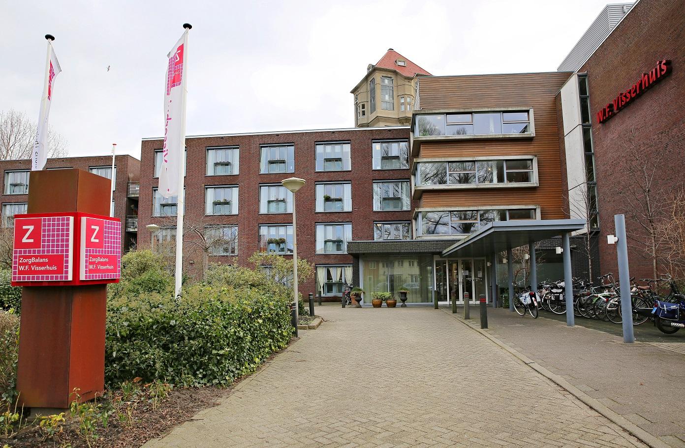 Woonzorgcentrum Visserhuis Zorgbalans
